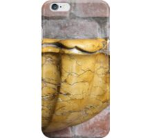 holy water font iPhone Case/Skin