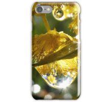 Wattle Drops iPhone Case/Skin