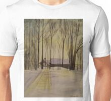 Short Days And Long Shadows Unisex T-Shirt