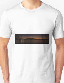 Cairns Sunset Panorama Unisex T-Shirt