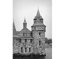 castle on the island Photographic Print