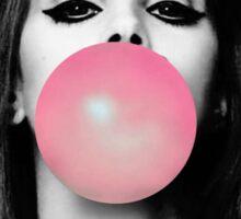 Lana Gum - PINK Sticker