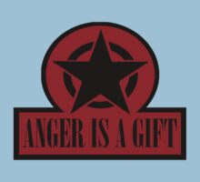 ANGER IS A GIFT Kids Clothes