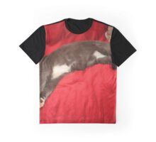 Its a Cats Life - Once a Stray Graphic T-Shirt
