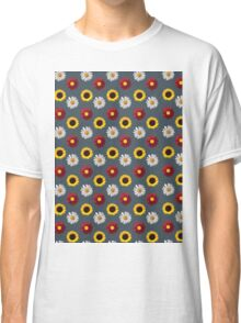 floral flowers Classic T-Shirt