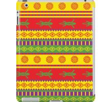 fancy mexican styled pattern iPad Case/Skin