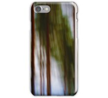 noisy ghosts iPhone Case/Skin