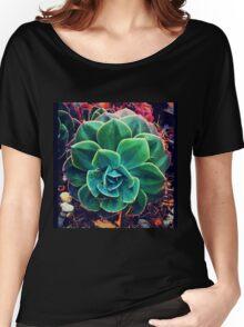Stunning Succulent. Women's Relaxed Fit T-Shirt
