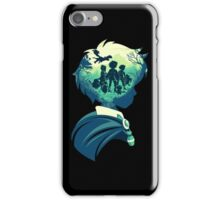 Adventure from another world iPhone Case/Skin