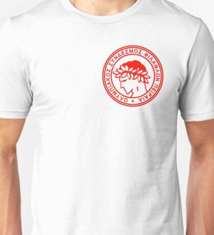 Olympiakos FC Unisex T-Shirt