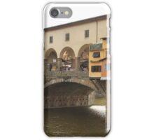 Ponte Vecchio iPhone Case/Skin