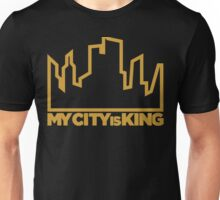 My City is King (crown) Unisex T-Shirt