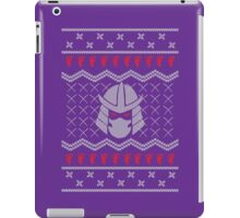The Foot Clan iPad Case/Skin