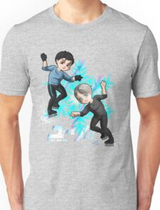 Yuri!!! On ice chibis Unisex T-Shirt