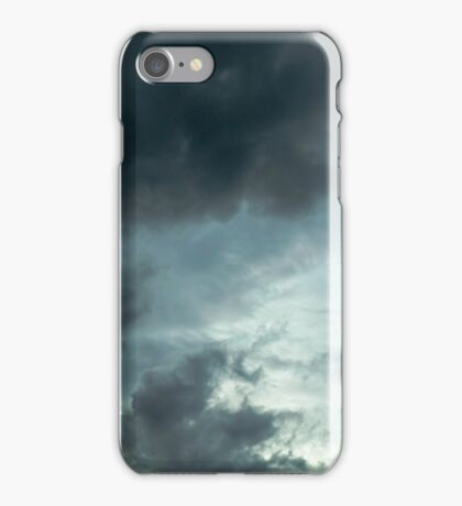 sky storm iPhone Case/Skin