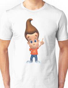 Jimmy Neutron Unisex T-Shirt
