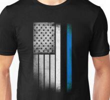 Estonian American Flag Unisex T-Shirt
