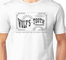 Wolf's Tooth Sawblades Unisex T-Shirt