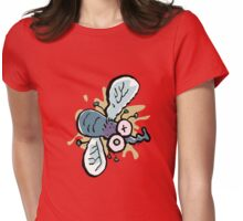 landed Womens Fitted T-Shirt