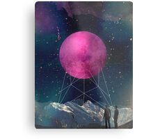 Intergalactic bridges Metal Print