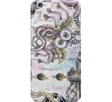 Drone-Fly iPhone Case/Skin