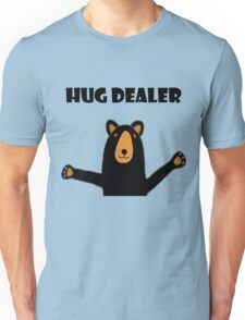 Cool Hug Dealer Bear Unisex T-Shirt