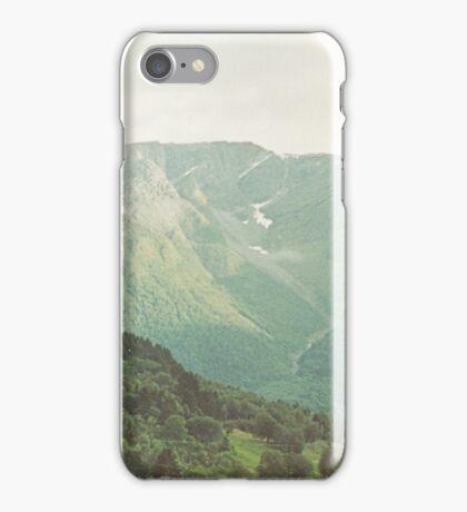 Mountain festival iPhone Case/Skin