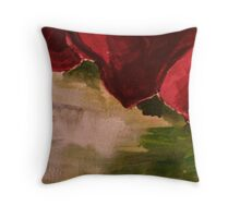 Stay Still Throw Pillow