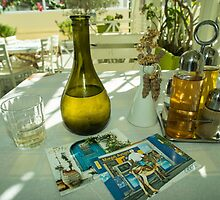 Postcards from Crete  by Rob Hawkins