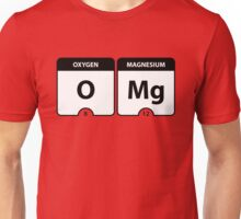 OMG Periodic Table Unisex T-Shirt