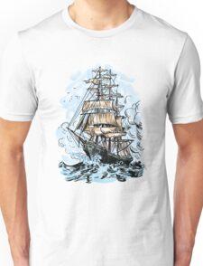 Sailing 5 Unisex T-Shirt