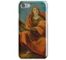 ANTWERP, 1ST HALF OF THE 17TH CENTURY John the Evangelist. iPhone Case/Skin