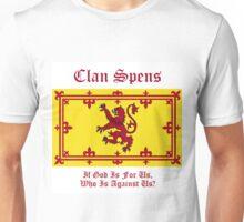 Spens - Scottish Clan Unisex T-Shirt