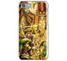 Dragon Attack iPhone Case/Skin