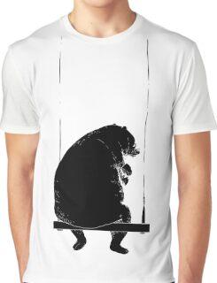 Sadly Big Baby Graphic T-Shirt