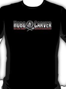 Hobo Carver website New Logo T-Shirt