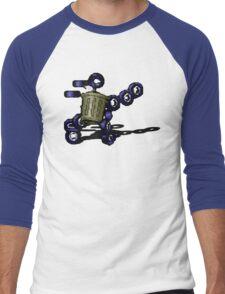Earthworm Jim - Trash Can Men's Baseball ¾ T-Shirt