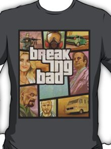 Breaking Bad GTA T-Shirt