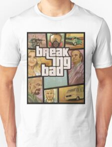 Breaking Bad GTA T-Shirt