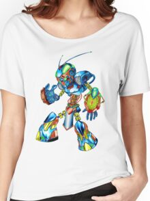Bug Droid Women's Relaxed Fit T-Shirt