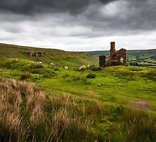 Mining on The North York Moors by Geoff Carpenter