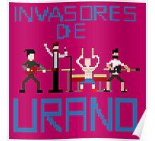 Insasores de Urano Poster