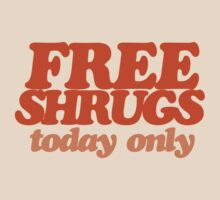 Free Shrugs by Boogiemonst