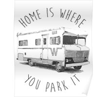 Home Is Where  Poster