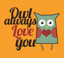 OWL always love you by Boogiemonst