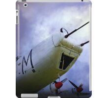 Shackleton Guns iPad Case/Skin