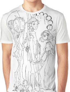 Apple Glimpses Graphic T-Shirt