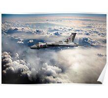 Vulcan Sky Poster