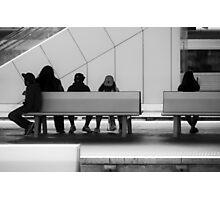 waiting, waiting, waiting, waiting, waiting Photographic Print