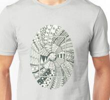 funny doodle critter Unisex T-Shirt